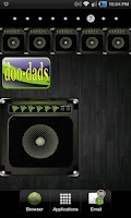 Screenshot of Guitar Amp doo-dad
