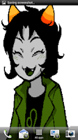 Screenshot of Nepeta Leijon Live Wallpaper