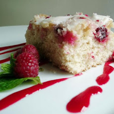Downeast Raspberry Cake