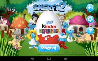Screenshot of Smerfne Porządki