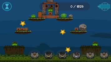 Screenshot of Beavers Strike Back Free
