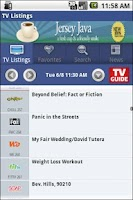 Screenshot of TV Guide