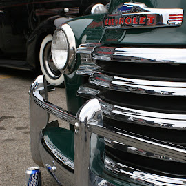 its Friday  by Victor Rodriguez - Transportation Automobiles ( beer. chevy .low rider.la. old truck .pick up )