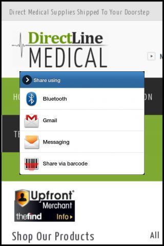 【免費購物App】Direct Line Medical Supply-APP點子
