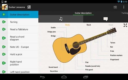 App Guitar Lessons Beginners Apk For Windows Phone