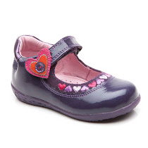 Agatha Ruiz de la Prada Heart Mary Jane SHOE
