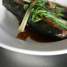 Japanese Slow-cooked Mackerel