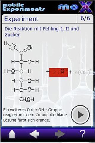 【免費教育App】moX Zuckernachweis-APP點子