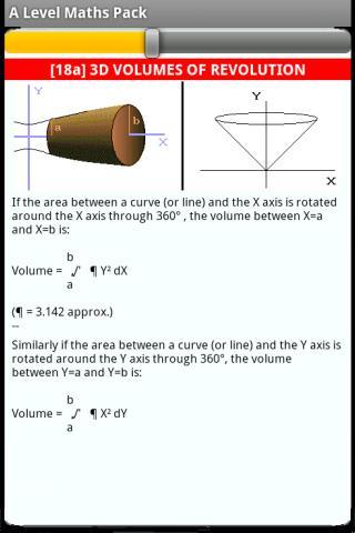 A Level Maths Pack