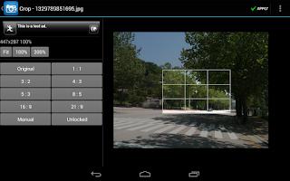 Screenshot of Photo Editor