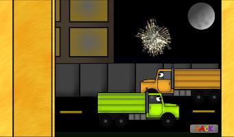 Screenshot of Kids Trucks: Puzzles