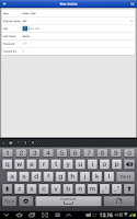 Screenshot of SwannView Plus