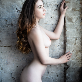 Elle Beth by Marie Otero - Nudes & Boudoir Artistic Nude ( model, nude, london, female, artistic, fine art )