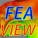 FEA View 3D icon