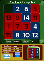 Screenshot of Catastrophe slide puzzle