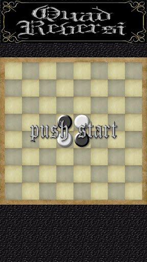 Quad Reversi 4 way match