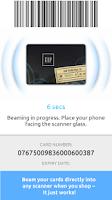 Screenshot of Beaming Service for Samsung