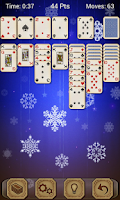 Screenshot of Solitaire Free