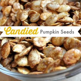 Fried Pumpkin Seeds Recipes
