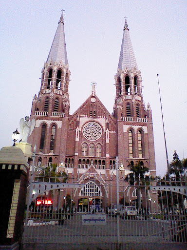 St. Mary Cathedral Yangon
