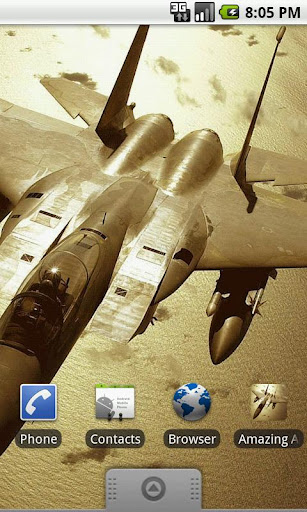 【免費媒體與影片App】Amazing Aircraft Wallpapers #1-APP點子