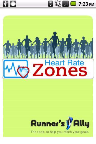 Heart Rate Zones