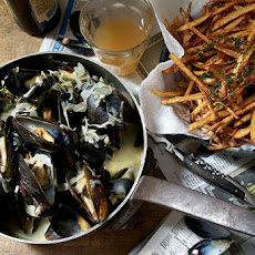 Mussels & Fries