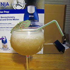 Frozen Margarita Slush