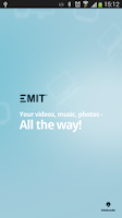 Screenshot of Emit
