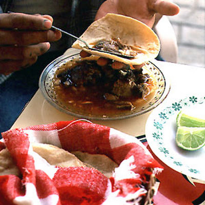 Birria (Goat or Lamb with Sauce)