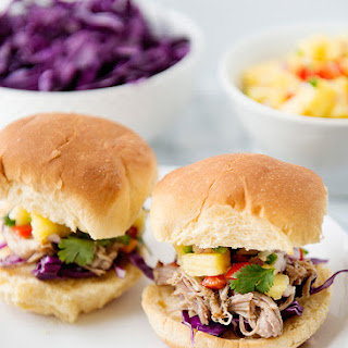 Tropical Pork Sliders [Spice Up Your Holiday - Week 3]
