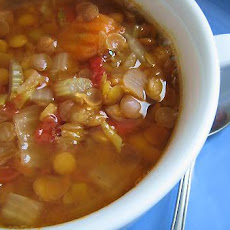 Good Eats Lentil Soup