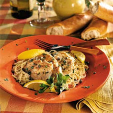 Turkey Tenderloin Scaloppine