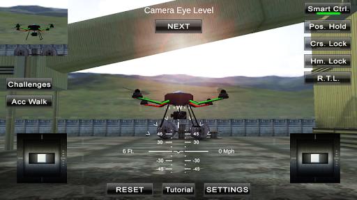 Quadcopter FX Simulator Pro - screenshot