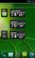 Screenshot of Wi-Fi Enabled Radio Thermostat