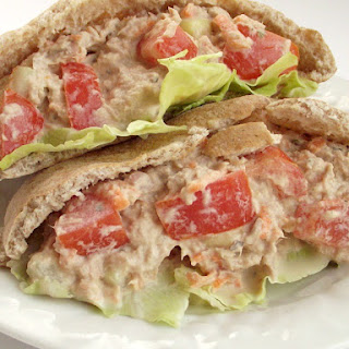 Creamy Italian Tuna Pockets