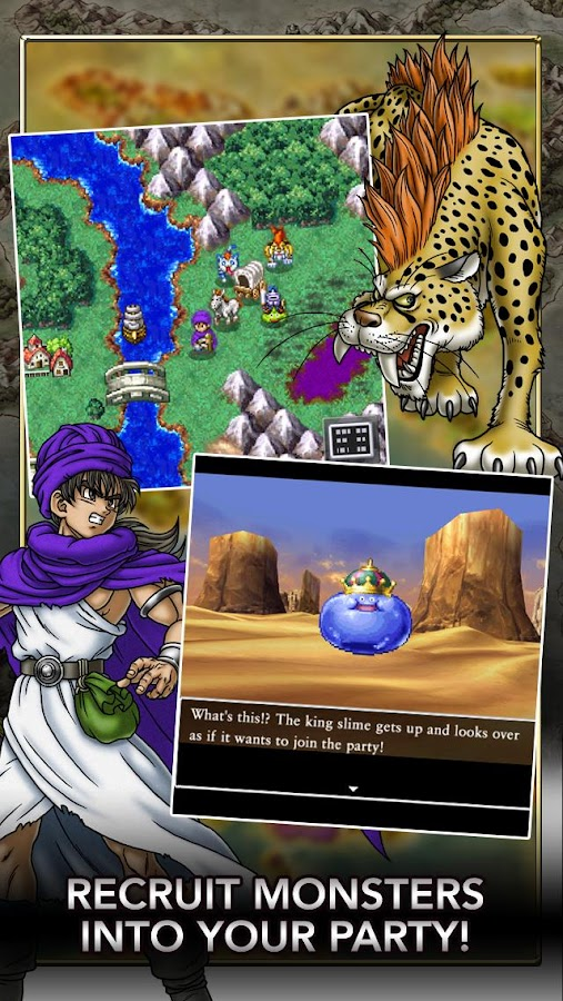 DRAGON QUEST V Screenshot 3