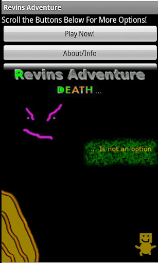 Revin's Adventure -The Game