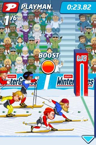 【免費模擬App】Winter Games for Xperia Play-APP點子