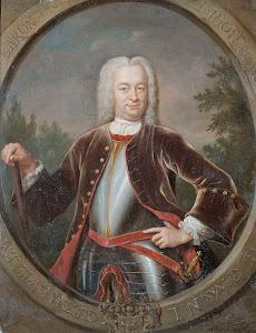 RIJKS: Jan Maurits Quinkhard: painting 1742
