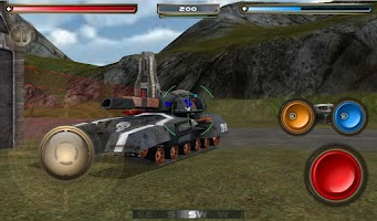 Screenshot of Tank Recon 2 (Lite)