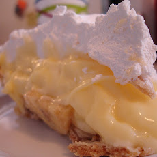 Fantastic Banana Cream Pie or Pudding Using 3-4 Ripe Bananas