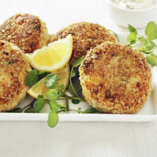 Smoky Fishcakes With Oat Crumb