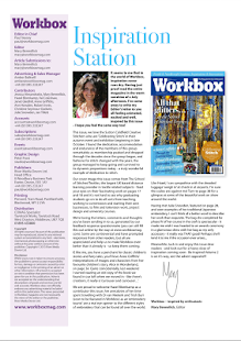 Workbox Magazine - screenshot