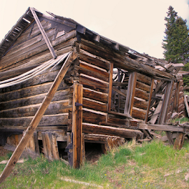 Summitville by Joe Saladino - Buildings & Architecture Decaying & Abandoned ( mining, colorado, ghost town, gold, abandoned )