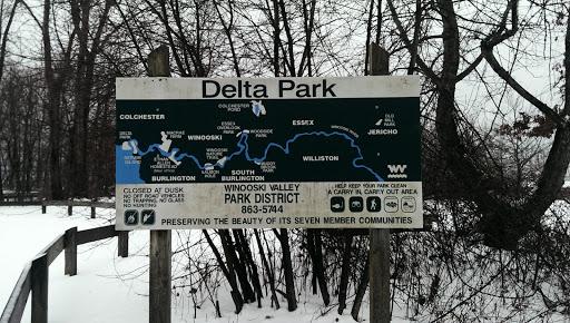 Delta Park Natural Area