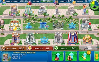 Screenshot of Hotel Mogul: Las Vegas
