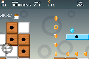 Screenshot of Jumpy FREE