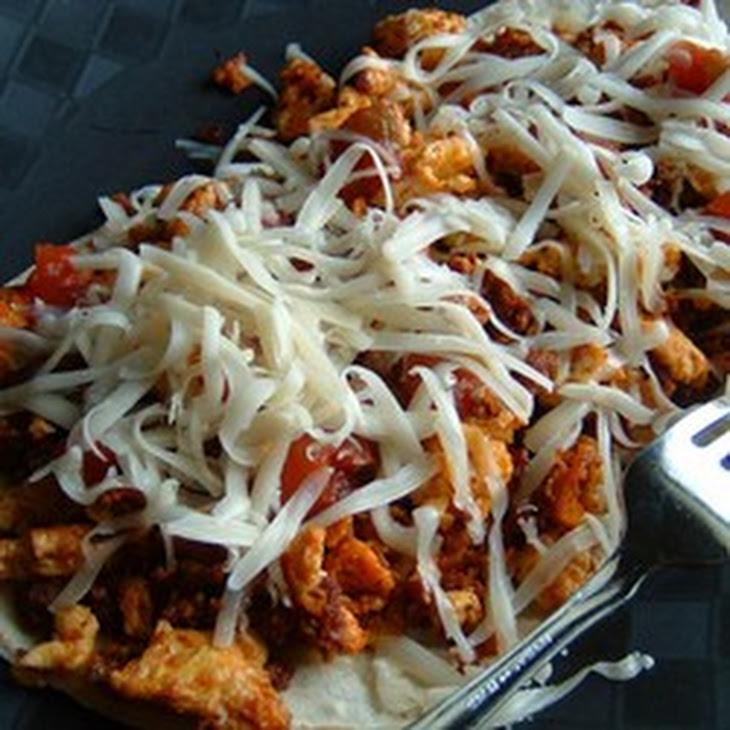 austrian breakfast tacos with spicy sauerkraut and summer sausage ...
