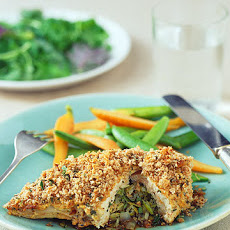 Herb-Stuffed Chicken Breasts
